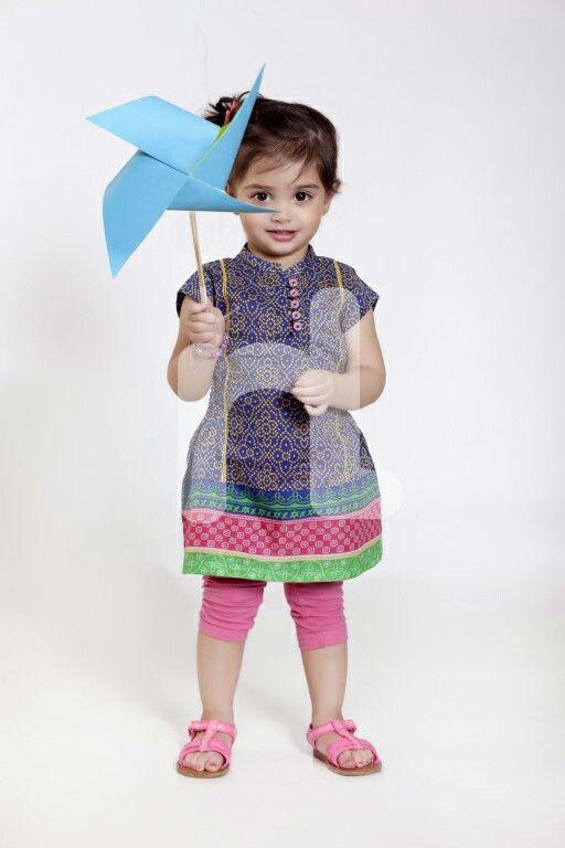 Nishat linen pakistan   Girls clothes patterns, Kids ...