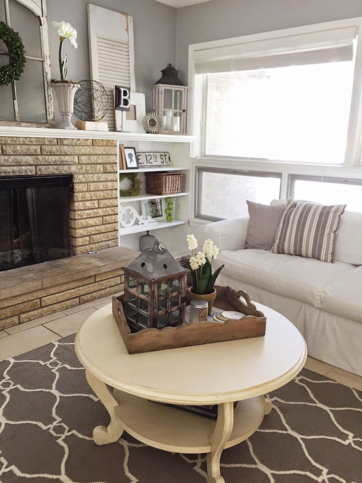 Joanna Gaines Farmhouse Mantel Joanna Gaines Revere Pewter Decor Google Search There