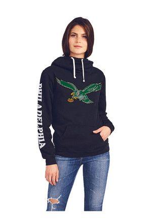 womens eagles shirt