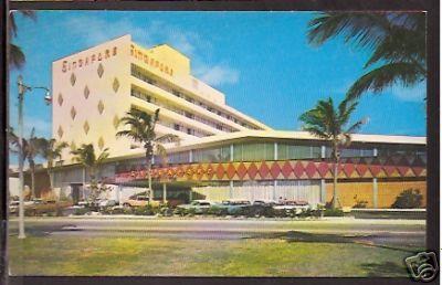 Singapore Hotel Miami Beach Google Search
