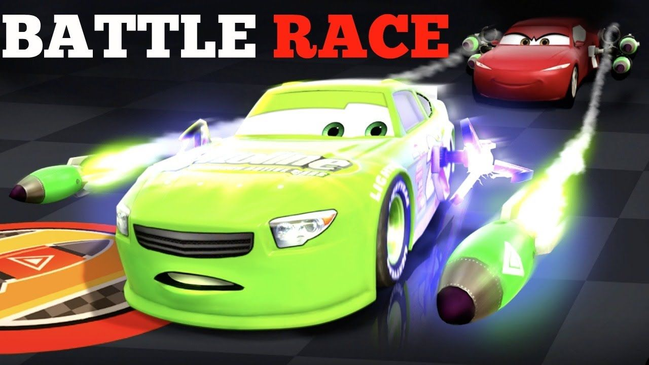 Cars 3 Driven To Win Battle Race Gameplay Ps4 Win Fail Epic
