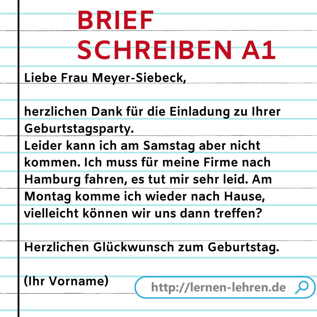 Pin Von Maria Auf Briefe Schreiben Brief Deutsch Deutsche