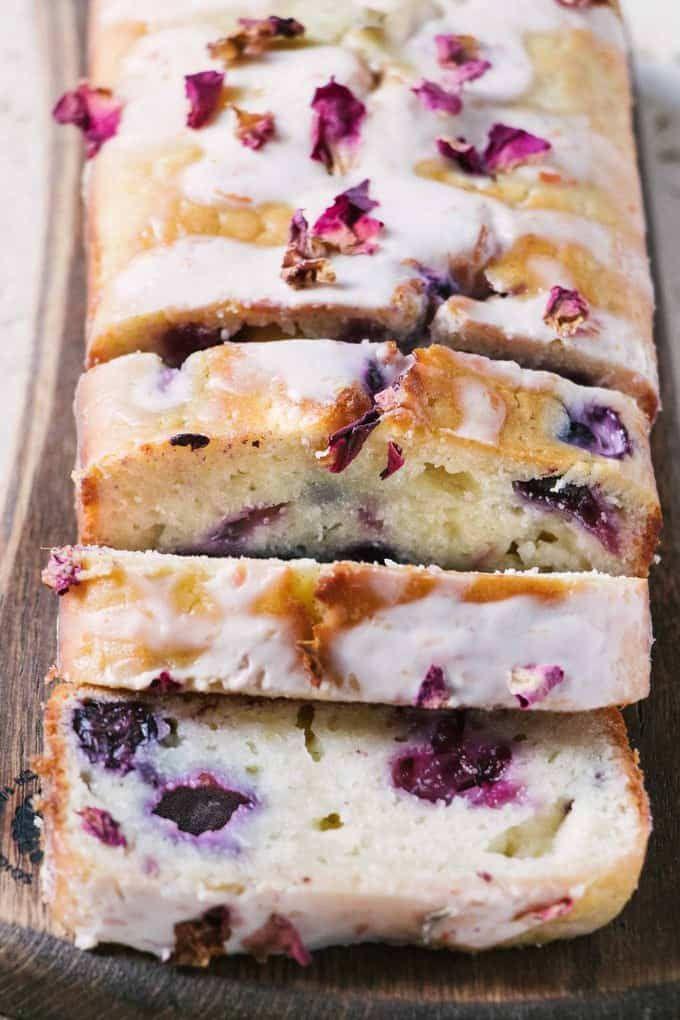 Blueberry Olive Oil Loaf Cake | Recipe | Loaf cake ...