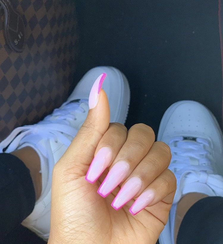 Easy To Wear This Length But Another 3 4 Inch Is Still Workable For Me Some Women Can T Stand Having Nails But I Lik Cute Nails Nails On Fleek Elegant Nails