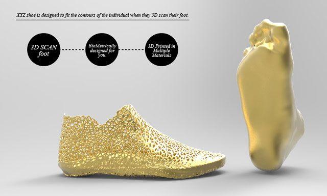 legfrissebb divat AliExpress a legjobb Custom 3D printed shoes, made with a Stratasys Objet Connex 3D ...
