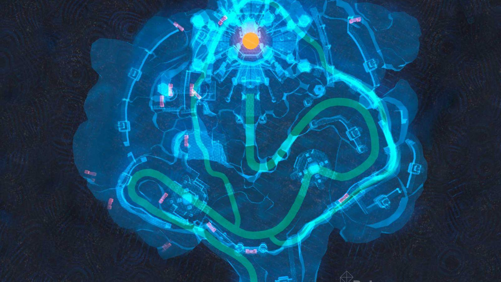 Zelda Breath Of The Wild Guide Hyrule Castle Maps Polygon Breath Of The Wild Castle Zelda