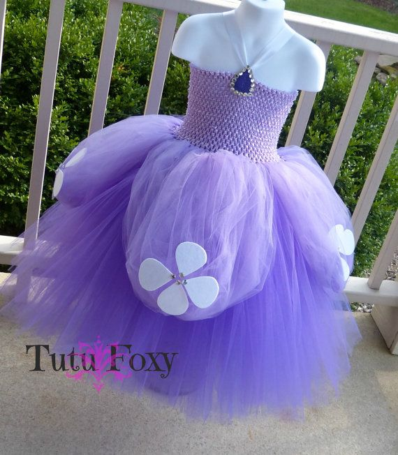 OFFICIAL NEW PINK SOFIA THE FIRST GIRLS TUTU DRESS FANCY DRESS OUTFIT 3-4