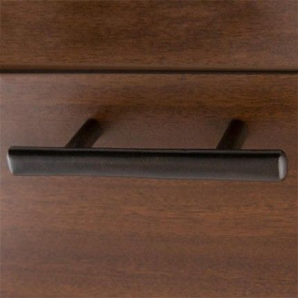 Solid Bronze Oval Cabinet Pull. Cabinet And Drawer HardwareKitchen ...