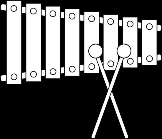 Xylophone Line Art Free Clip Art Free Art Clip Art Free Clip Art