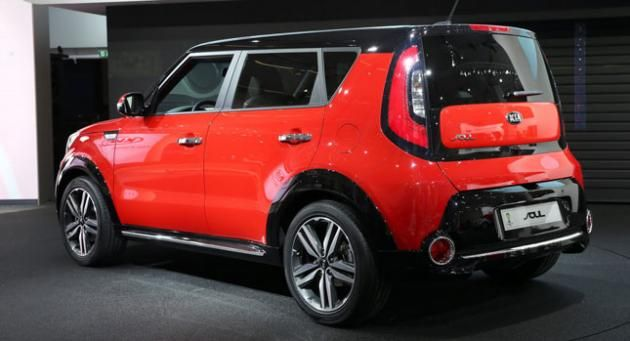 Kia Soul Debuts In Frankfurt Fooyoh Entertainment Kia Soul Automobil Ausstellung