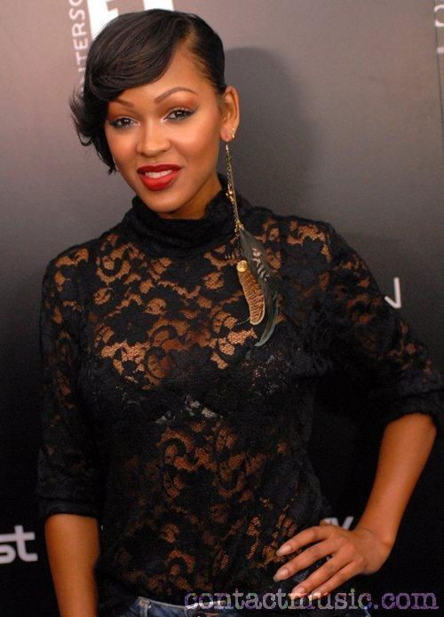 Megan Good Cool Short Hairstyles Hair Styles Short Hair Styles