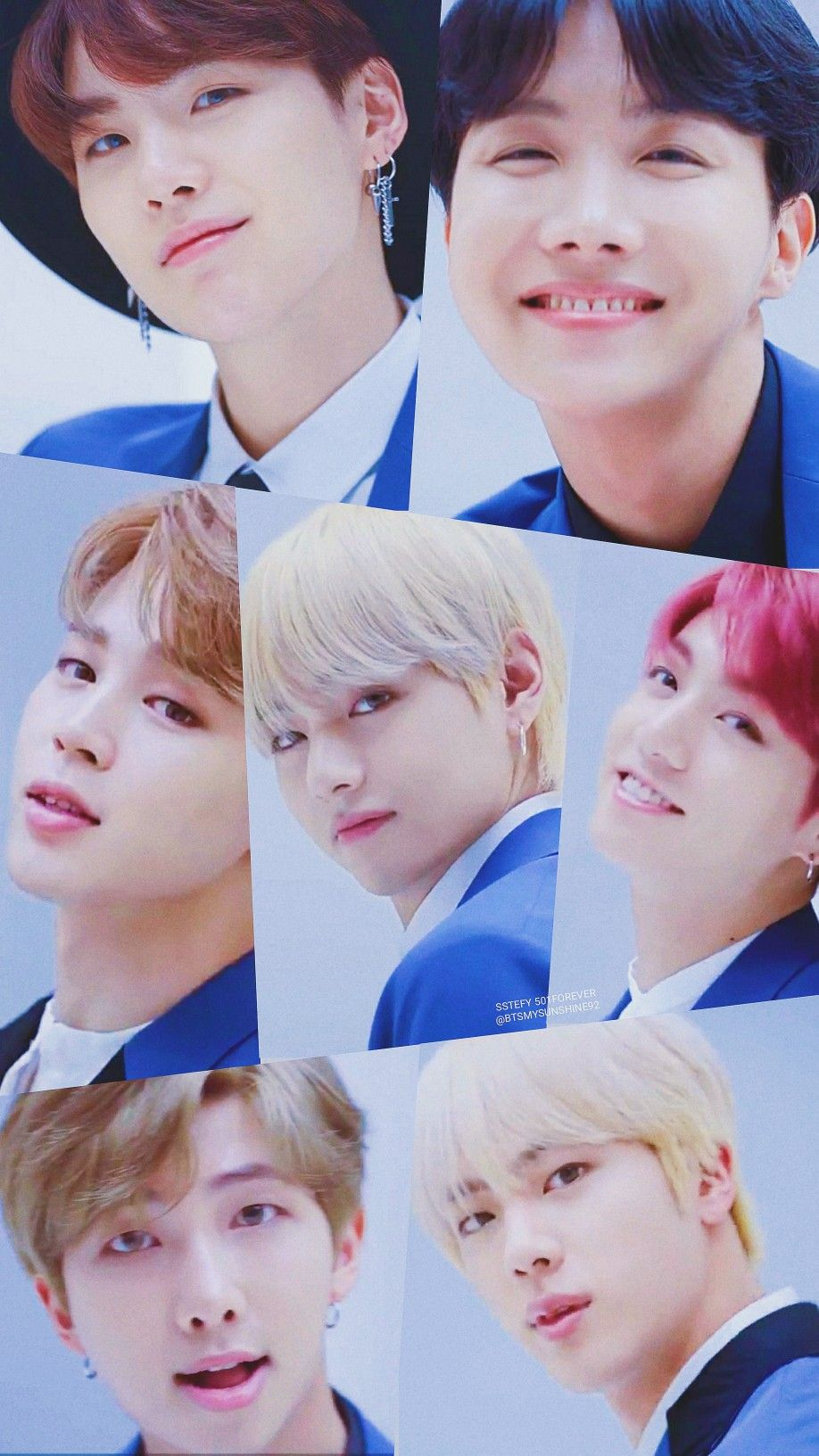 BTS x LOTTE DUTY FREE Lockscreen // wallpaper ♥️ #btswallpaper