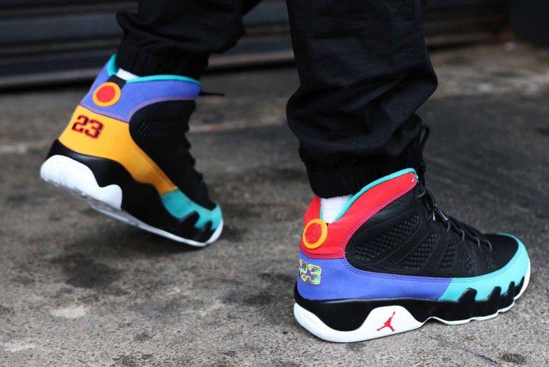 "Air Jordan 9 ""Dream It, Do It"" Review"