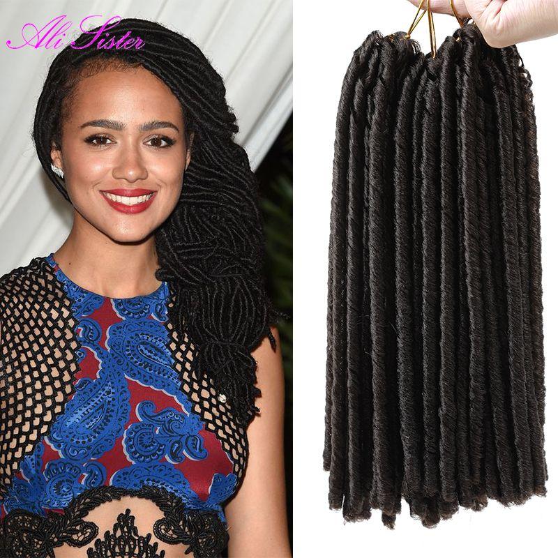 Find More Bulk Hair Information About Best Crochet Braid Faux Locs