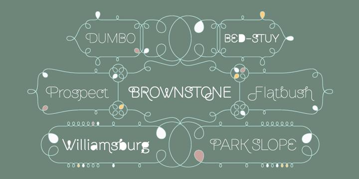 Brownstone Sans - Webfont & Desktop font « MyFonts