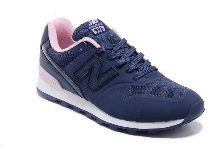 new balance 996 mujer azul y rosa