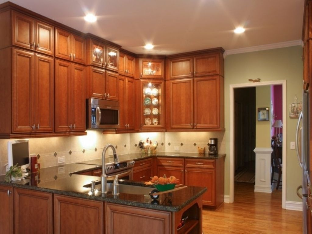 Kitchen Design Above Cabinets Add Cabinets Above Existing Cabinets For Ceiling Height