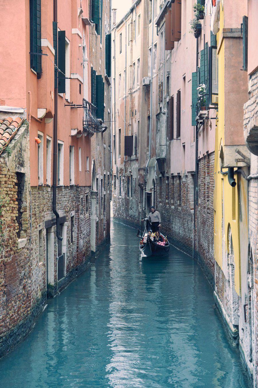 Venise  Une Ville Unique En Son Genre Immortalis U00e9e Dans