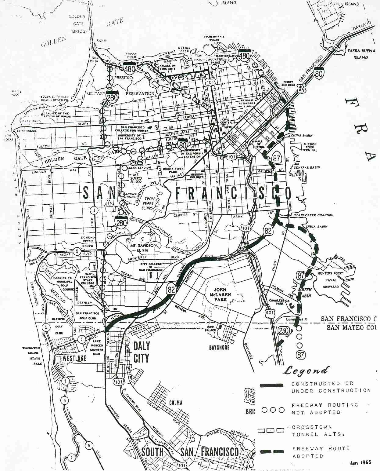 The Panhandle Freeway And The Revolt That Saved The Park San Francisco Map Planning Maps City Maps This category contains articles about san francisco bay area freeways listed by number and by names that are or have been commonly used to refer to the road. the panhandle freeway and the revolt