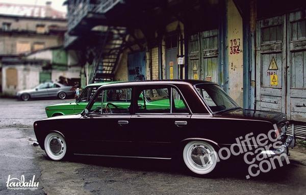 Modified Lada 2101 1979 Goruntuler Ile Arabalar Sanat