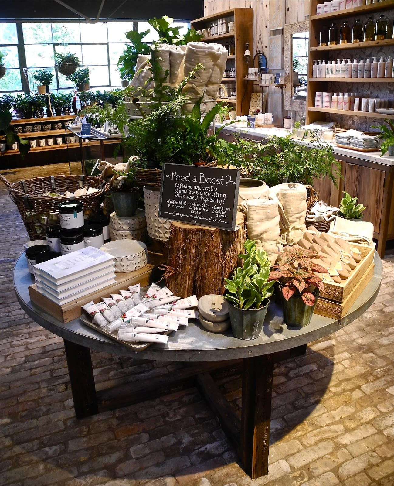 love the wood textures the organic feel the lushness terrain