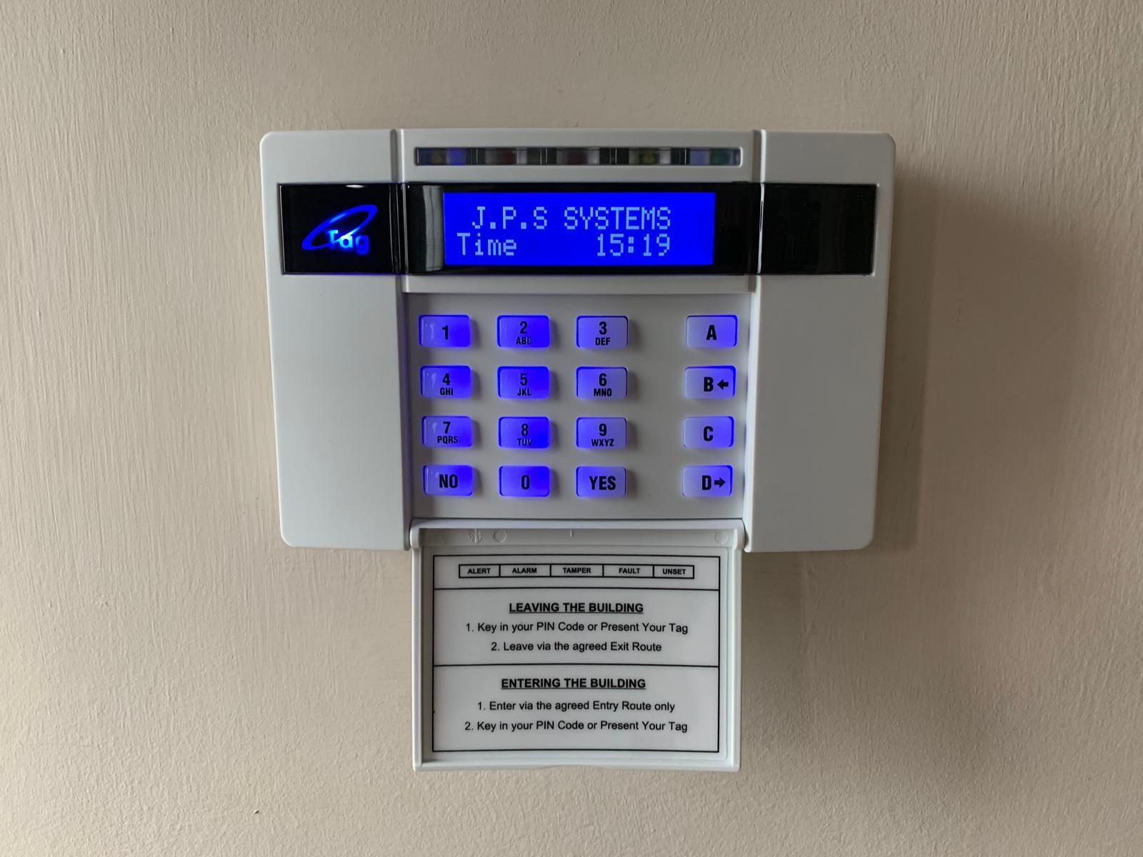 Burglar Alarm Install Burglar Alarm Intruder Alarm Alarm