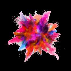 Picture 445241 Color Blast Png Color Splash Art Color Splash Effect Colorful Backgrounds