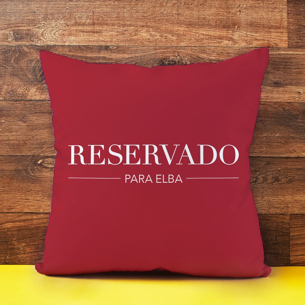Almofada Decorativa Personalizada | Decoração Petmood