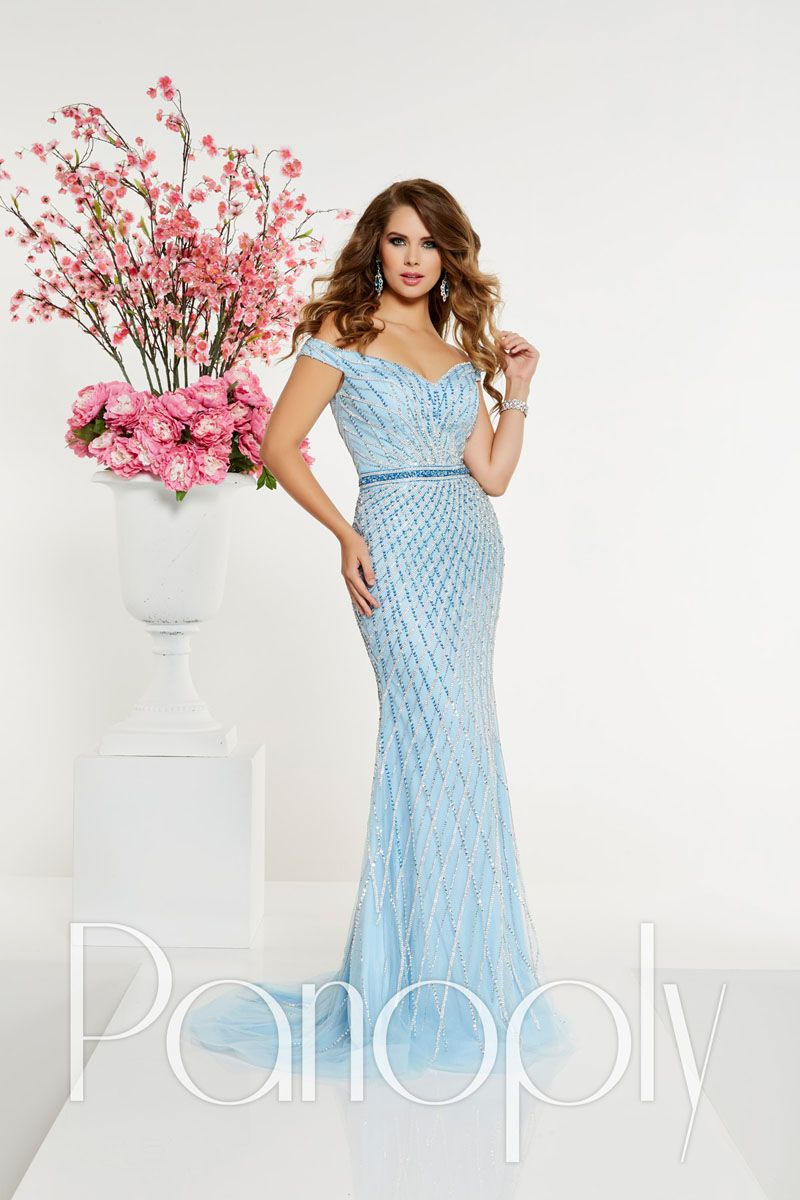 02899b2619b Panoply 14903 - Formal Approach Prom Dress