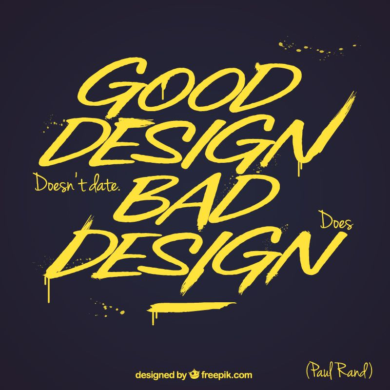 Freebie  Typographic Design Quote Templates Ai  Eps  Design