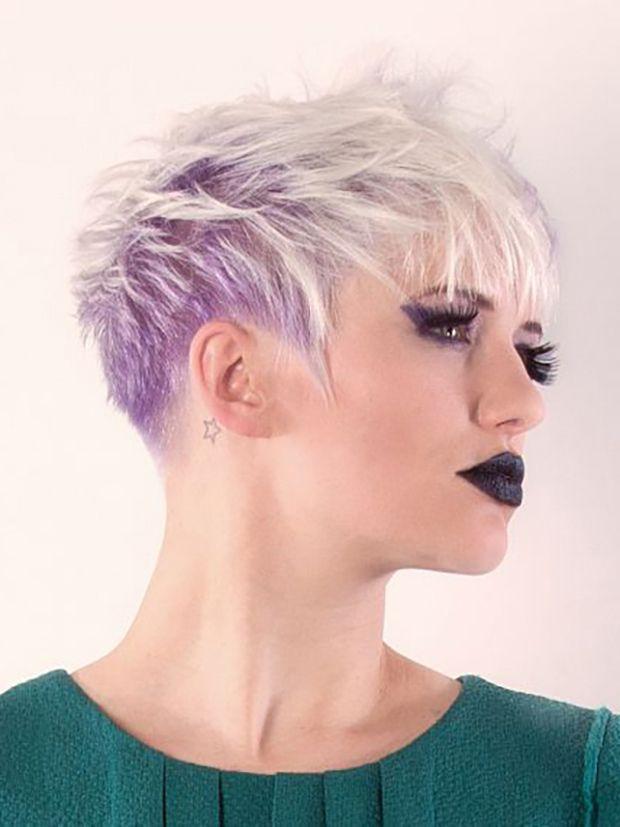 Asymmetrische Frisuren Frauen Asymmetrische Frauen