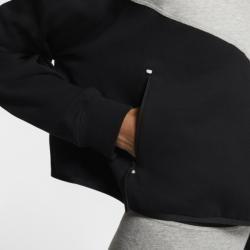 Photo of Nike Sportswear Tech Fleece Damen-Hoodie – Grau Nike