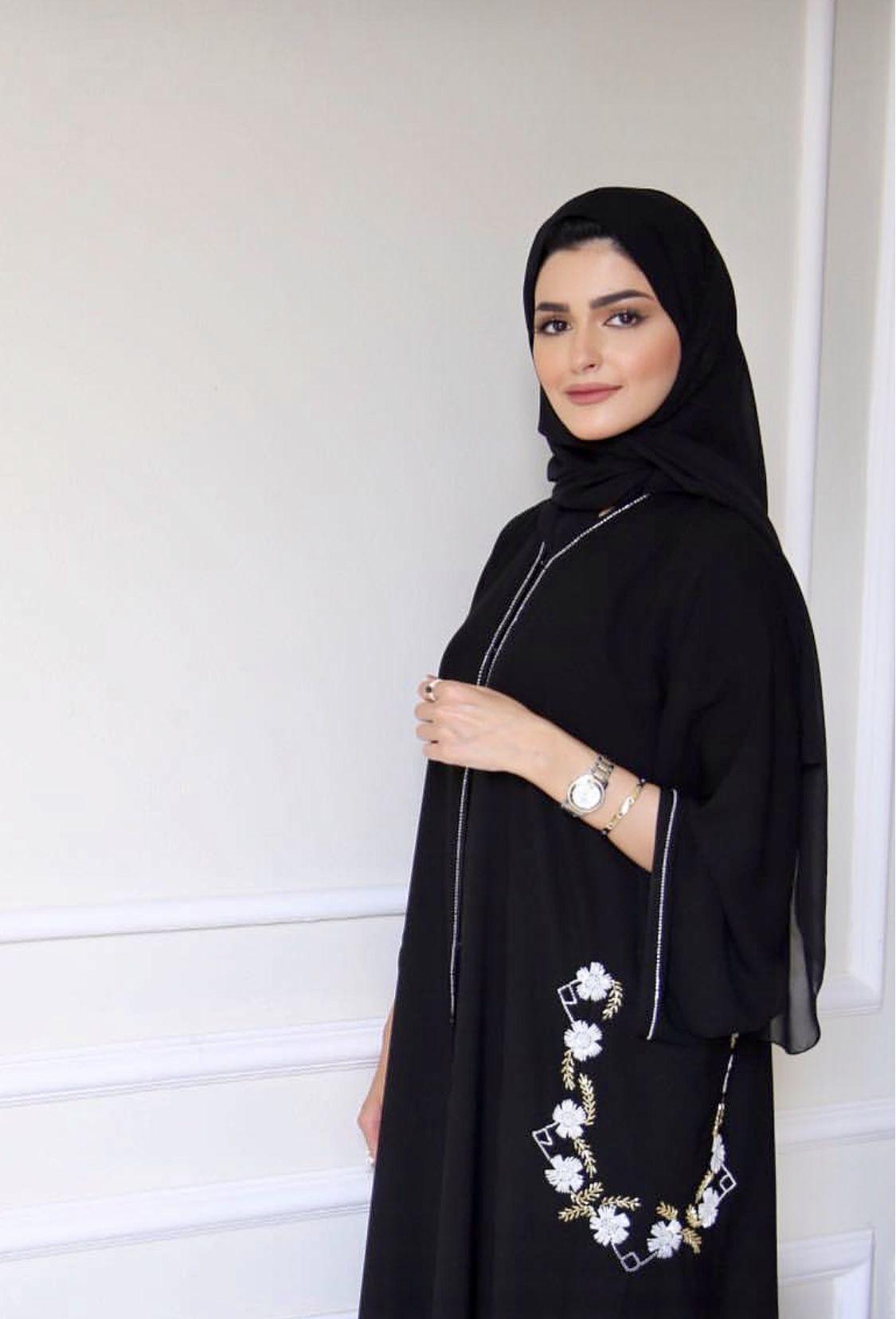 حنين الصيفي Abayas Fashion Muslim Fashion Hijab Fashion Inspiration
