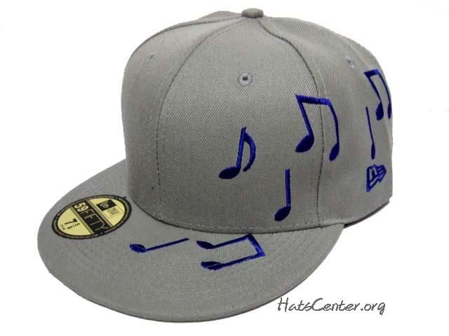 7d6c71a9e68 music note snapback