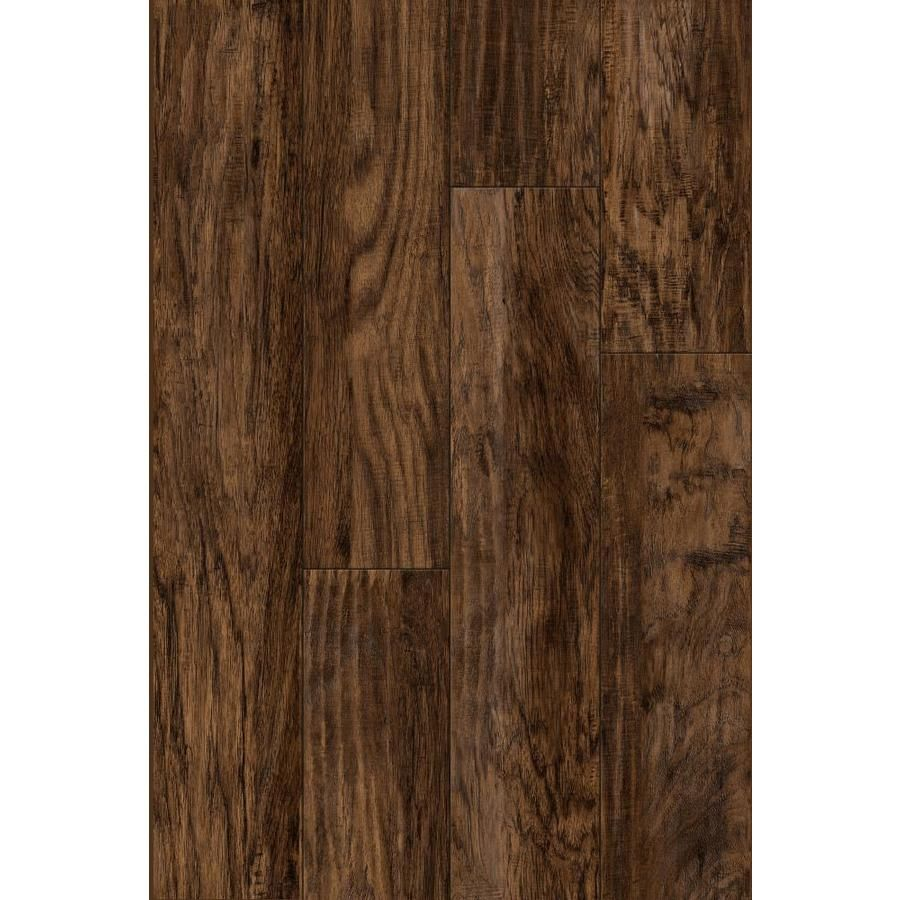 American Heritage Shady Brook Hickory 8.03in W x 3.96ft