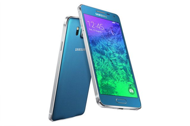 Samsung Ditches All Plastic Design With Metal Galaxy Alpha