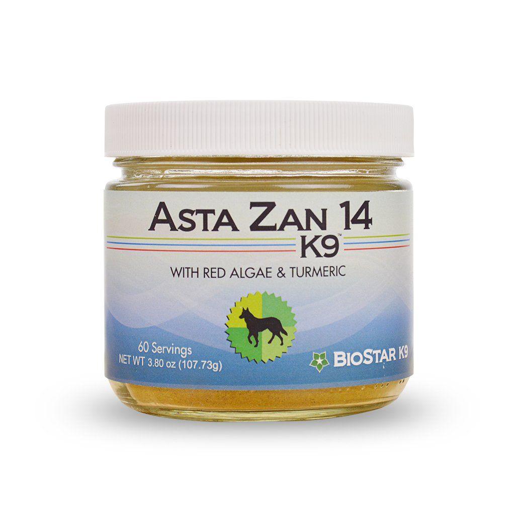Asta Zan14 Turmeric & Red Algae Meds for dogs, Turmeric