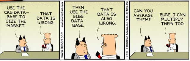 Dilbert On Data Quality Data Scientist Data Science Data Quality