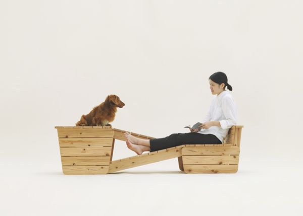 Dog Owners Can Find Templates For Dog Centric Furniture Design.