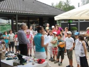 Öschberghof Blog: Auf zum Golf für Kids Sommerfest am 30. Juli www.oeschberghof.com