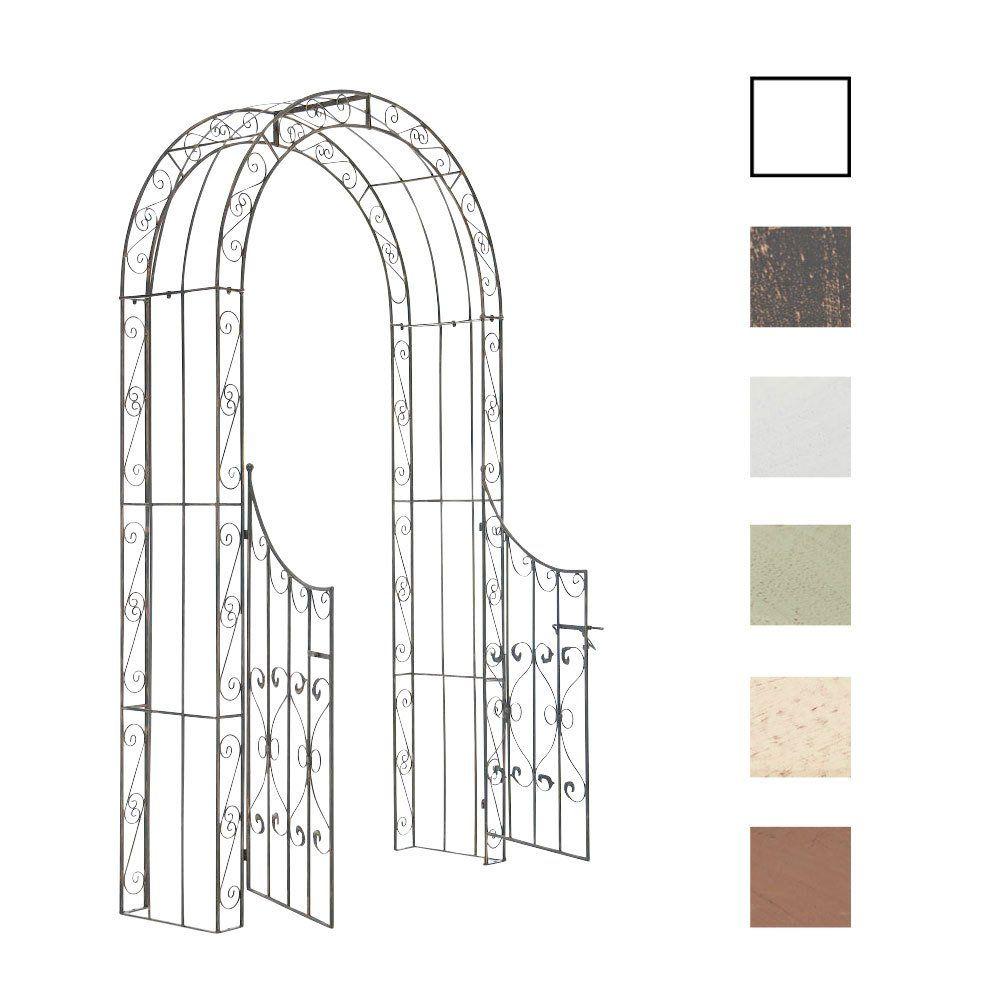 Clp Arche De Jardin Sina Avec Portillon Exclusive Arceau Jardin
