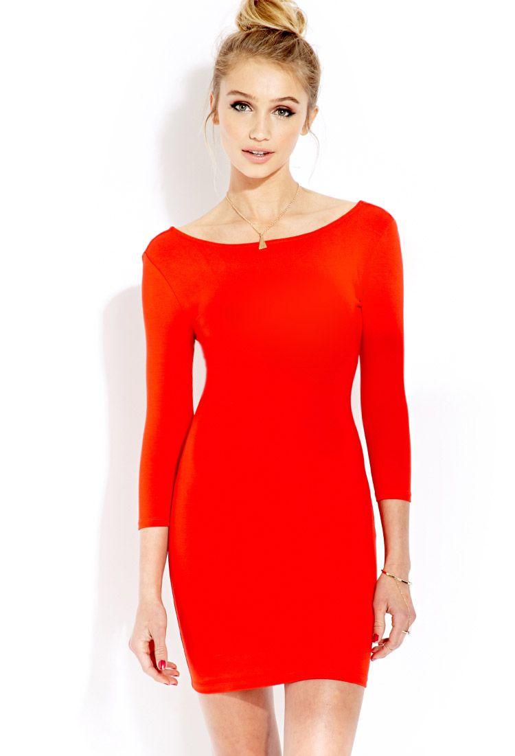 rückenfreies kleid, rot-sheinside | rote spitzenkleider
