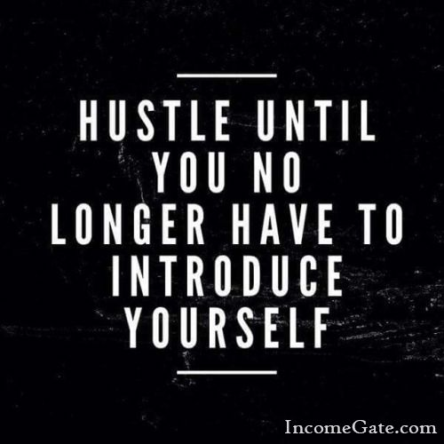 Pin by IncomeGate on Motivation (With images)   Hustle ...