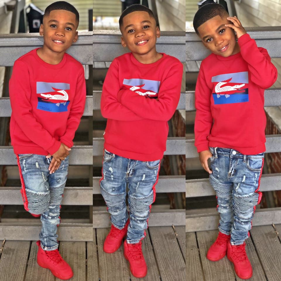 Pin By Habituallifers Be Well Be Y On Pretty Babies Black Baby Boys Kids Fashion Baby Cute Black Babies
