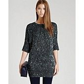 REISS Sweater - Lewes Sequin  Great for a low key NYE