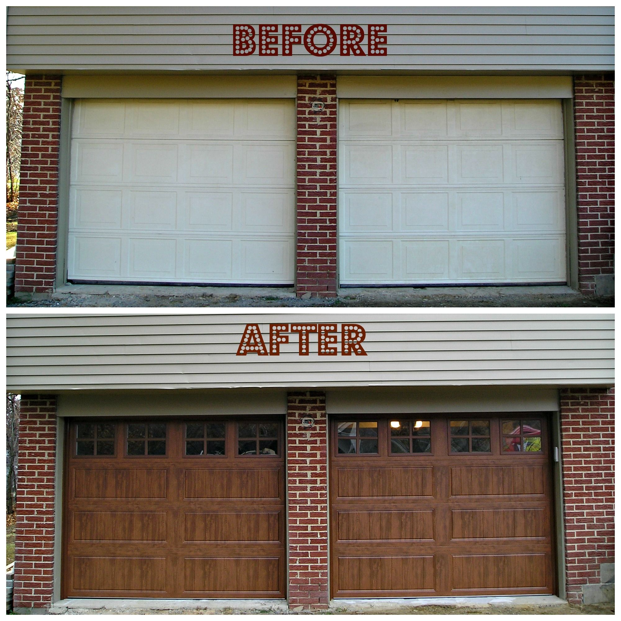 Thomas V Giel Garage Doors Installed A New Clopay Ultra