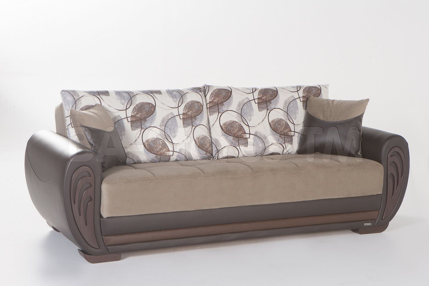 Marina Sofa Bed In Nepal Vizon By Istikbal Sofa Bed Sofa Istikbal Furniture