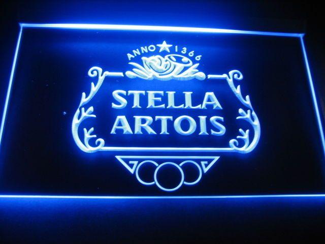 W3201 Stella Artois Beer Bar Neon Light Sign Stella Artois Neon