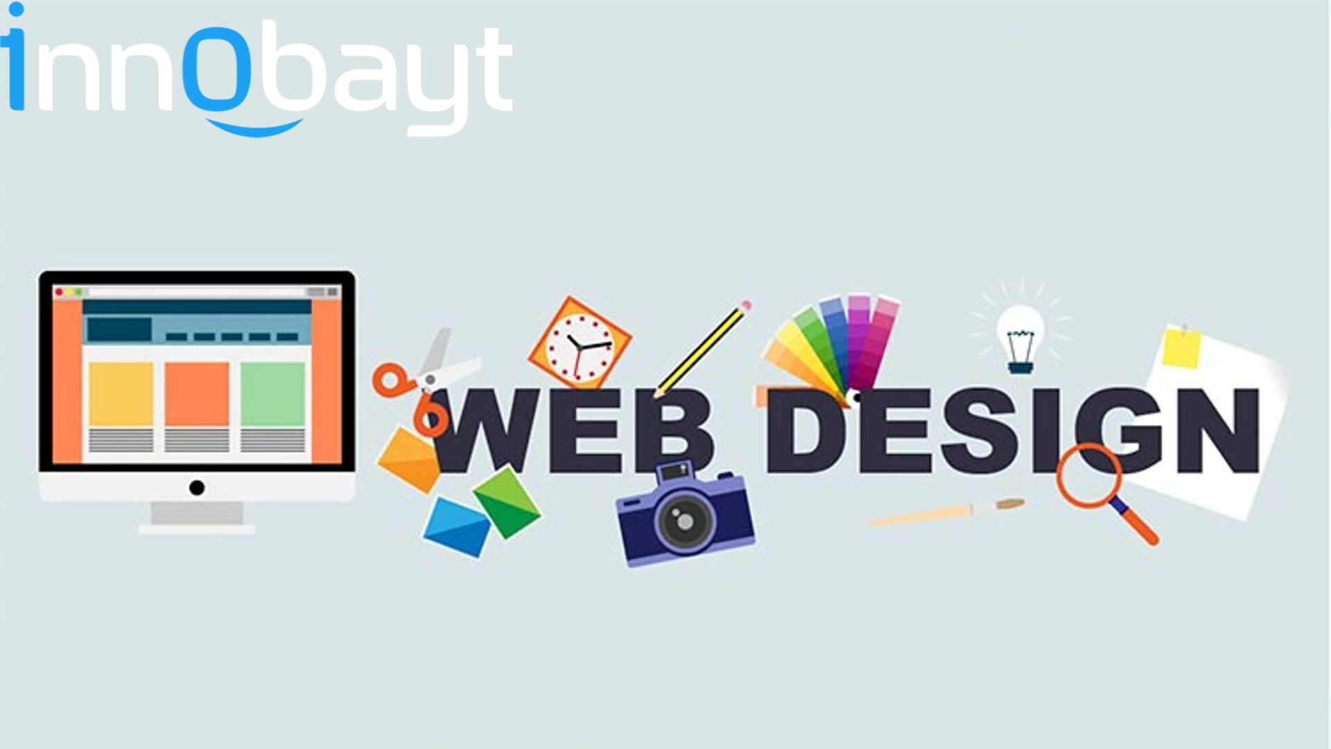 Get The Best Quality Website Design Company In Dubai For Information Visit Here Http Www Innobaytsolution Web Design Business Web Design Web Design Company