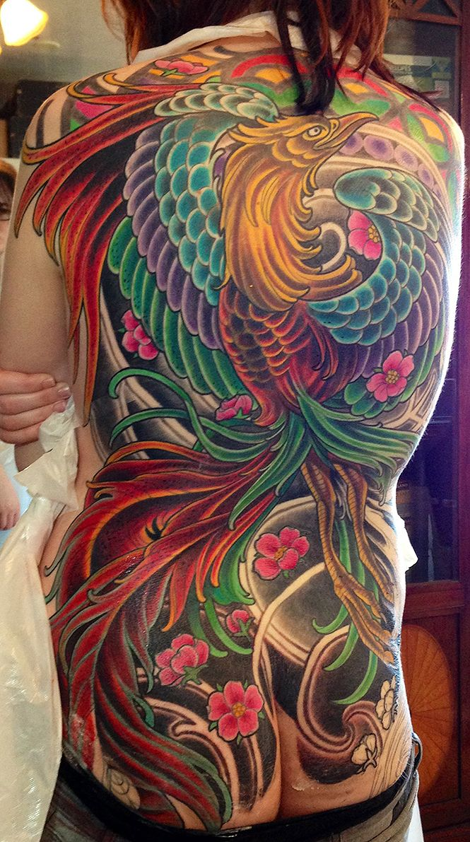 50 Fiery Phoenix Tattoo Ideas That Will Set You Ablaze Tats N Rings Japanese Phoenix Tattoo Phoenix Tattoo Japanese Tattoo